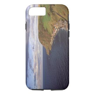 Europe, Scotland, Aberdeen. Overhead view of iPhone 8/7 Case
