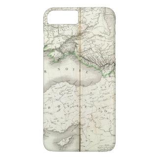 Europe Southeast iPhone 7 Plus Case