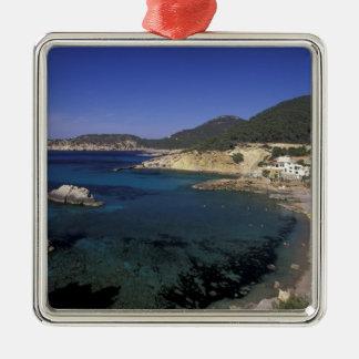 Europe, Spain, Balearics, Ibiza, Cala de Metal Ornament