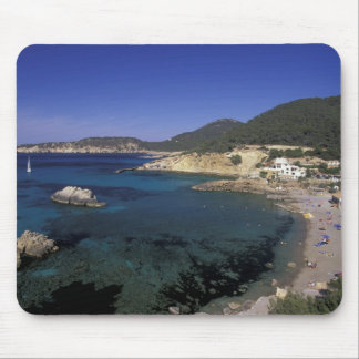Europe, Spain, Balearics, Ibiza, Cala de Mouse Pad