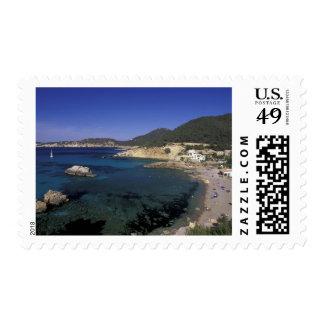 Europe, Spain, Balearics, Ibiza, Cala de Postage