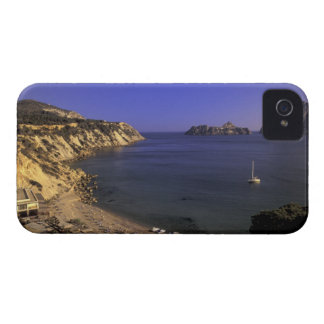 Europe, Spain, Balearics, Ibiza, Cala d'Hort iPhone 4 Cover