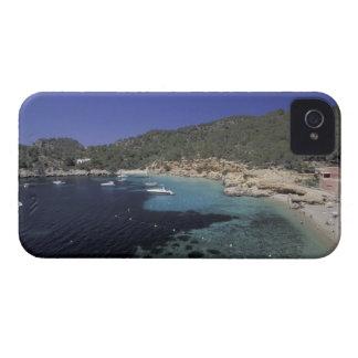 Europe, Spain, Balearics, Ibiza, Cala Salada. iPhone 4 Case-Mate Case