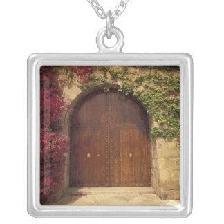 Europe, Spain, Balearics, Mallorca, Palma de Silver Plated Necklace