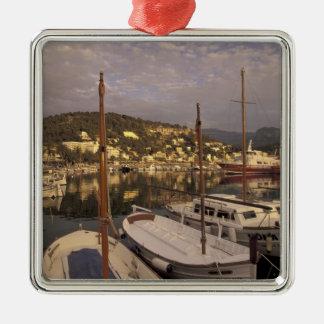 Europe, Spain, Balearics, Mallorca, Port de Metal Ornament