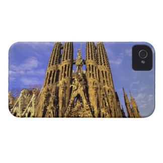 Europe, Spain, Barcelona, Sagrada Familia iPhone 4 Case