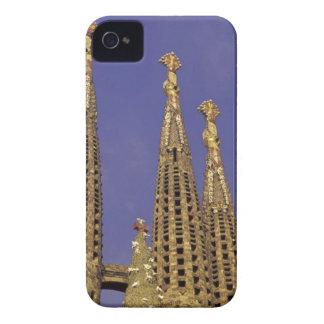 Europe, Spain, Barcelona Sagrada Familia iPhone 4 Cover