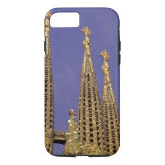 Europe, Spain, Barcelona Sagrada Familia iPhone 7 Case