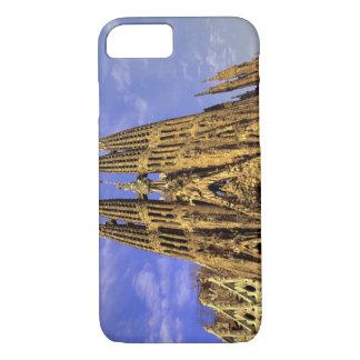 Europe, Spain, Barcelona, Sagrada Familia iPhone 8/7 Case