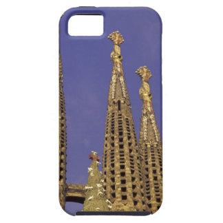 Europe, Spain, Barcelona Sagrada Familia iPhone SE/5/5s Case