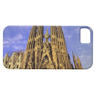 Europe, Spain, Barcelona, Sagrada Familia iPhone SE/5/5s Case