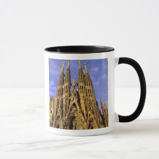 Europe, Spain, Barcelona, Sagrada Familia Mug