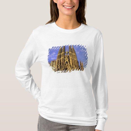 Europe, Spain, Barcelona, Sagrada Familia T-Shirt