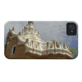 Europe, Spain, Catalunya, Barcelona. Park Guell, 2 Case-Mate iPhone 4 Cases
