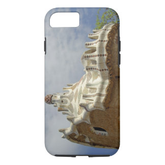 Europe, Spain, Catalunya, Barcelona. Park Guell, 2 iPhone 8/7 Case