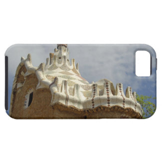 Europe, Spain, Catalunya, Barcelona. Park Guell, 2 iPhone SE/5/5s Case