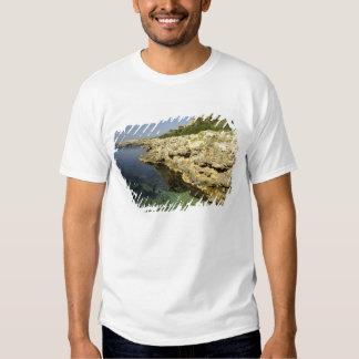 Europe, Spain, Minorca (aka Menorca), Binibeca. 2 T Shirt