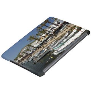 Europe, Spain, Minorca (aka Menorca). Fishing Case For iPad Air