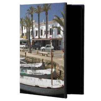 Europe, Spain, Minorca (aka Menorca). Fishing iPad Air Cover