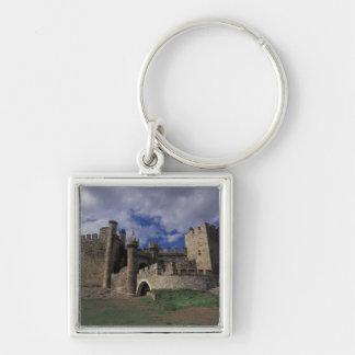 Europe, Spain, Ponferrada, Leon. Templer Key Chain