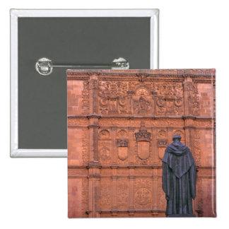 Europe, Spain, Salamanca. Coats-of-arms and Button