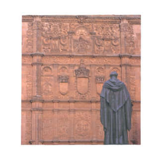 Europe, Spain, Salamanca. Coats-of-arms and Scratch Pads