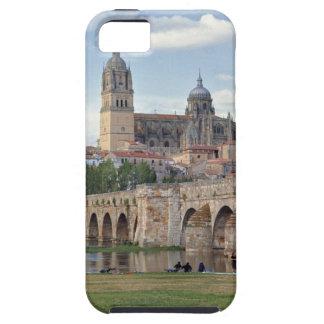 Europe, Spain, Salamanca. The Roman bridge over iPhone SE/5/5s Case