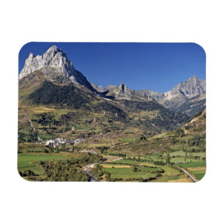 Europe, Spain, Sallent de Gallego. A small Magnet