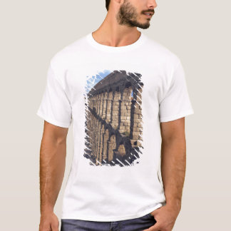 Europe, Spain, Segovia. Late light casts shadows T-Shirt
