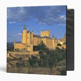 Europe, Spain, Segovia. The Alcazar, a World Binder