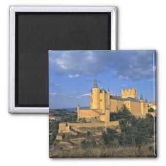 Europe, Spain, Segovia. The Alcazar, a World Magnet