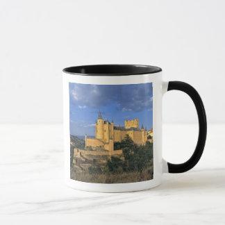 Europe, Spain, Segovia. The Alcazar, a World Mug