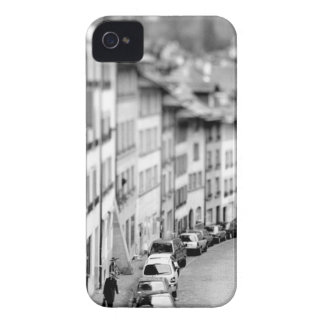Europe, Switzerland, Bern. Old City buildings iPhone 4 Case-Mate Case