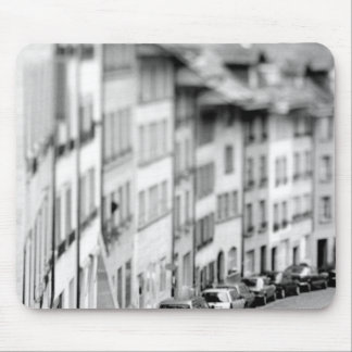 Europe, Switzerland, Bern. Old City buildings Mouse Pad