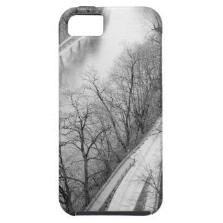 Europe, Switzerland, Bern. Overview of the Aare iPhone SE/5/5s Case