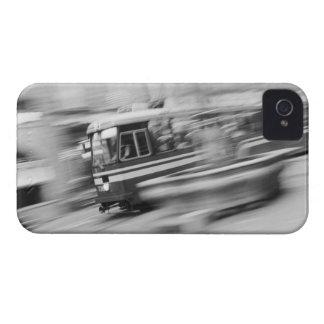 Europe, Switzerland, Bern. Tram, Marktgasse 2 iPhone 4 Cases