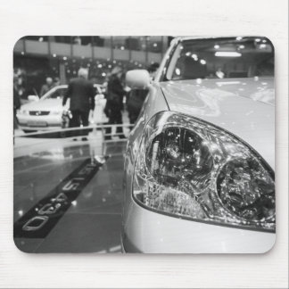 Europe, Switzerland, Geneva. Geneva Motor Show; 2 Mouse Pad