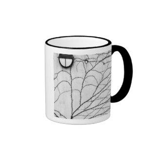 Europe Switzerland Lucerne Ivy pattern on Coffee Mugs