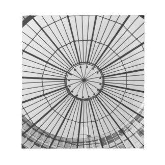 Europe, Switzerland, Zurich. Glass dome of the Notepad