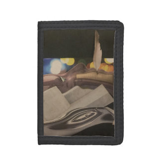 Europe Trifold Wallet