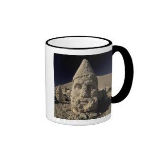 Europe, Turkey, Kurdi. Nemrut Dagh. Ringer Coffee Mug