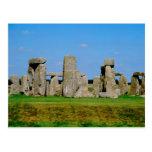 Europe, United Kingdom, England, Wiltshire, Postcard