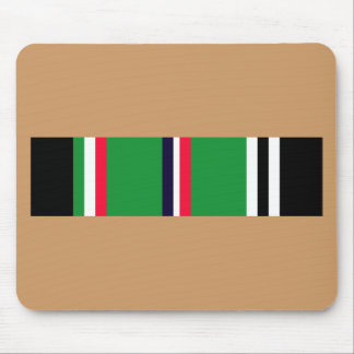 European-African-Middle Eastern Campaign Ribbon Mouse Pad