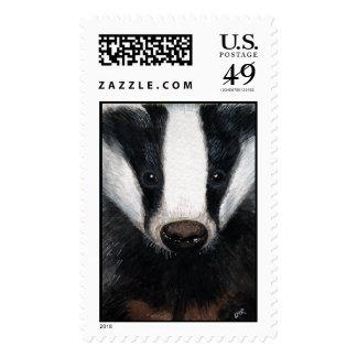 European Badger II Postage