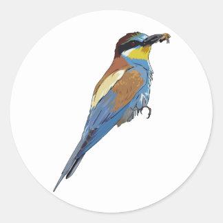 European Bee-Eater Bird Sticker