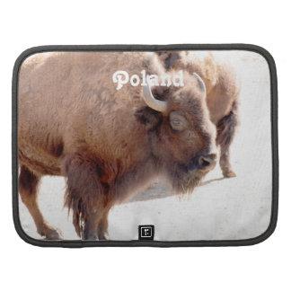 European Bison Folio Planner