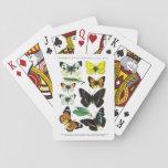 European Butterflies Plate II Card Deck