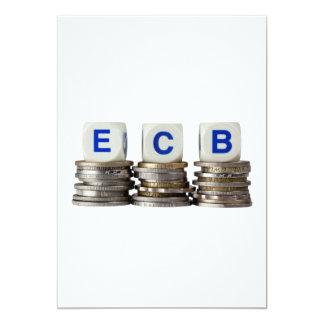 European Central Bank Card