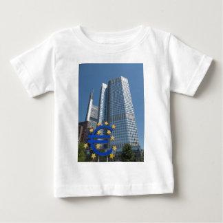 European Central Bank in Frankfurt am Main Baby T-Shirt