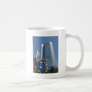 European Central Bank in Frankfurt am Main Coffee Mug